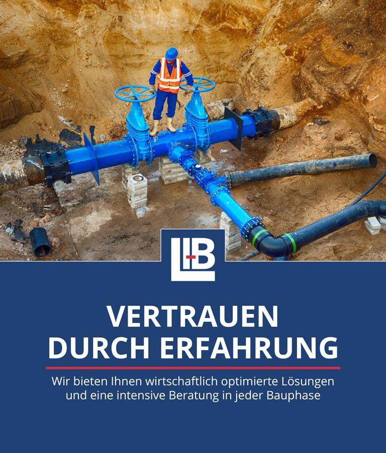Ingenieurbüro Leuze Karlsruhe Tiefbau Straßenbau